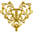 Heart Filigree - Yellow.ico Preview