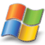 What is a Windows XP icon? small logo