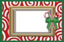 Candy Cane Christmas template
