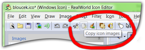 Clipboard icons have overlays