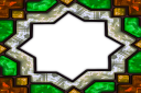 Stained glass template